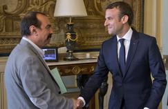 «Gilets jaunes» : Macron reçoit les corps intermédiaires lundi à l'Élysée