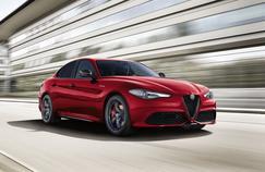 Alfa Romeo Giulia Veloce Ti, un pas de plus vers la Quadrifoglio