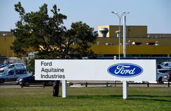 Ford se donne du temps pour l'usine de Blanquefort