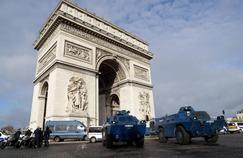 Après les déprédations des «gilets jaunes», l'Arc de Triomphe rouvre ses portes mercredi