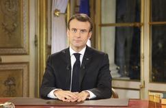 Macron n'a pas séduit une majorité des Français, mais le soutien aux «gilets jaunes» s'effrite