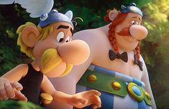 Astérix, le secret de la potion magique, près de 900.000 spectateurs malgré les «gilets jaunes»