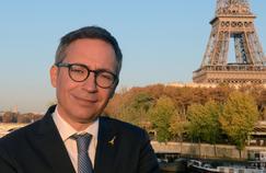 Patrick Branco Ruivo, un énarque au sommet de la tour Eiffel