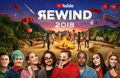Le «YouTube Rewind 2018» devient la vidéo la plus détestée de YouTube