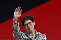 Allemagne: Annegret Kramp-Karrenbauer face au défi de l'unité de la CDU