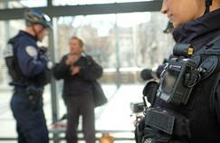 Strasbourg: la BST, une police secours musclée et bien équipée