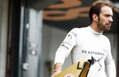 Jean-Eric Vergne, personnage principal d'un documentaire sur la Formule E.