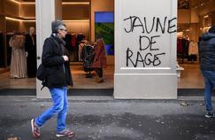 «Gilets jaunes»: les commerçants parisiens se préparent à l'acte V