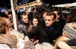 Macron veut tourner la page des «gilets jaunes»