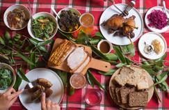 Le «julefrokost», le repas de fête danois où tout est permis