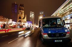 Deux ans après l'attentat du marché de Noël, Berlin renforce la sécurité