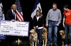 La Fondation Trump, attaquée en justice, accepte de se dissoudre