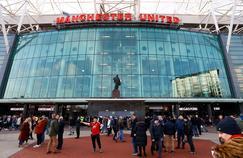 Old Trafford, l'emblématique stade de Mancheser United.