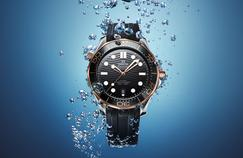 Omega: des montres de choc