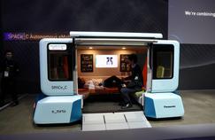 La navette autonome Panasonic Space C, couteau suisse de la mobilité