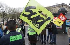 La très révolutionnaire carte de vœux du syndicat Solidaires