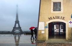 Les habitants d'une commune rurale seraient aussi heureux que les Parisiens