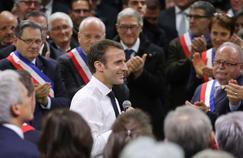 Regain d'optimisme à l'Élysée après le lancement du grand débat