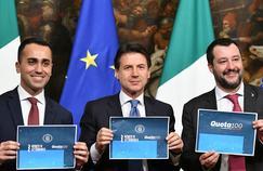 Comment expliquer l'insolente popularité du gouvernement italien ?