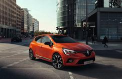 Renault Clio V, elle se met à la page