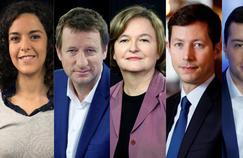 Européennes: qui sont les têtes de liste?