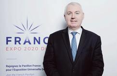 Erik Linquier, «Monsieur France» de l'Exposition universelle Dubaï 2020