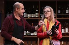 La Dégustation: Isabelle Carré et Bernard Campan ont le vin doux et heureux