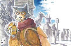Beastars, un manga qui ne manque pas de mordant