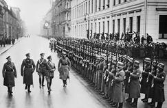 Les manipulations du IIIe Reich
