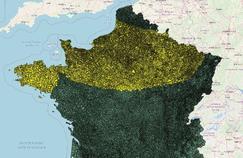 Pourquoi la météo brouille-t-elle la TNT dans le Nord de la France?