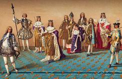 Comtesse, empereur, roi… nos archives de la semaine sur Instagram