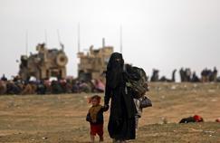 Notre reportage à Baghouz, où l'État islamique livre sa dernière bataille