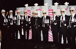 Karl Lagerfeld, un phénomène économique