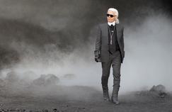 Les confidences de Karl Lagerfeld: «Je suis un mercenaire»