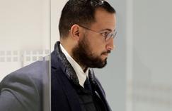 Poli et détendu, Alexandre Benalla prend ses quartiers à la prison de la Santé