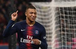 Kylian Mbappé a déjà inscrit 20 buts en Ligue 1 cette saison mais il aurait aimé voir son bilan grimper à 21.