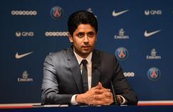 Nasser Al-Khelaïfi et le Paris SG disposeront d'un nouveau sponsor maillot dès la saison prochaine.