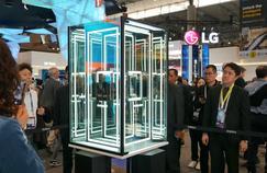 Le smartphone sous cloche, la grande tendance du Mobile World Congress 2019