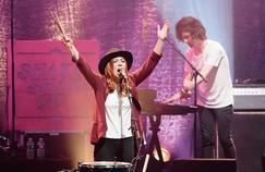 Figaro Live Musique: revivez le concert privé de Shake Shake Go