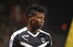 Samuel Kalu lors de Angers-Bordeaux