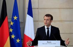Entre «bouclier social» et «salaire minimum européen», de quoi parle Emmanuel Macron?