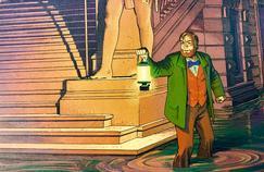 Le «Blake et Mortimer» de François Shuiten dévoile sa couverture