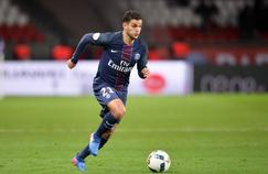 Hatem Ben Arfa a joué 34 matches avec le Paris SG, toutes compétitions confondues, en deux saisons.