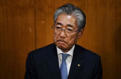 Tsunekazu Takedan, 71 ans, va quitter ses fonctions à l'issue de son mandat à la tête du CIO japonais.