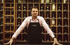Franchises: Marc Volpei à l'heure du thé