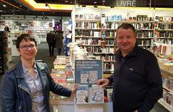 Franchises: Carine et Denis Tortel livrent la culture d'Aubenas à Montélimar
