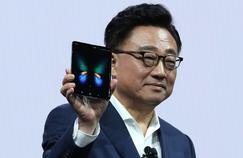 Samsung Galaxy Fold: une vidéo montre une pliure bien visible