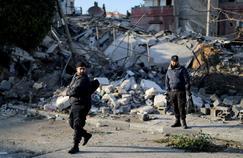 Gaza : Israël mène des dizaines de raids contre des bâtiments du Hamas