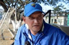 Luis Pescarolo, désormais ex-sélectionneur de l'équipe féminine équatorienne.