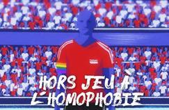 En plus du port d'un brassard symbolique, la LFP a lancé un plan d'action contre l'homophobie dans les stades.